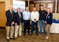 Ballina Golf Club Captain's Prize 30-07-2017