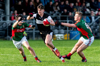 Sligo vs Mayo U-21's 28-01-2017